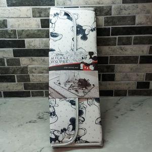 Disney Mickey Mouse dish drying mat